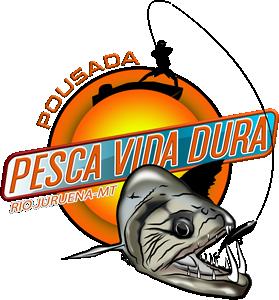 Pousada de Pesca Vida Dura Logo
